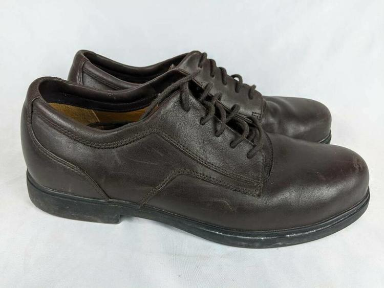 Red Wing Shoes Mens Oxford Work Safety