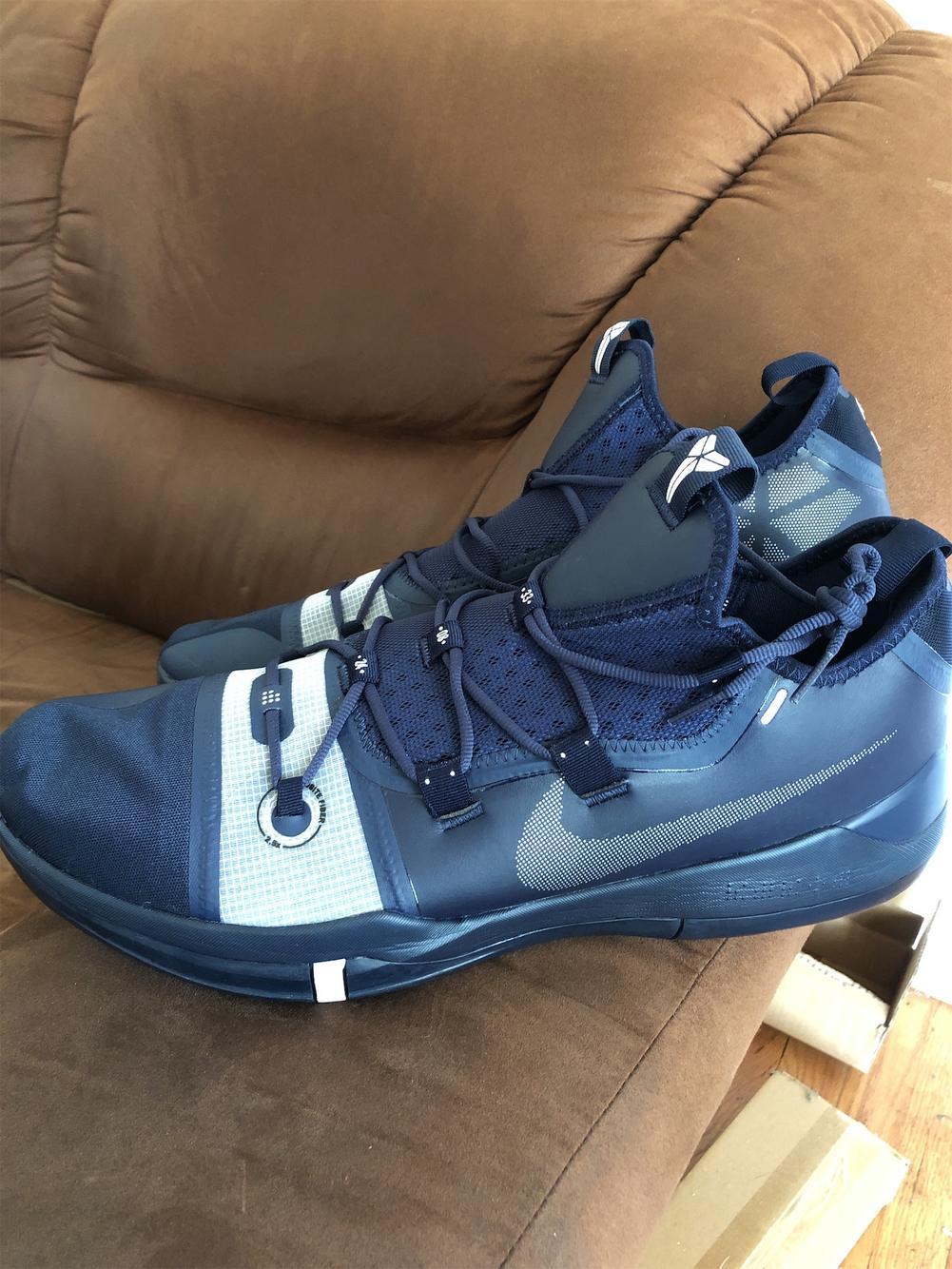 Nike Kobe AD Exodus Navy Blue Low Men's