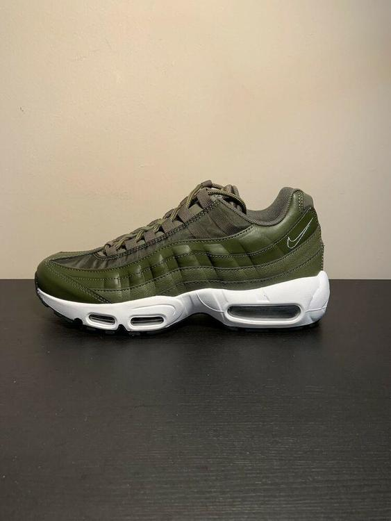 Nike Air Max 95 Sequoia Camo Green