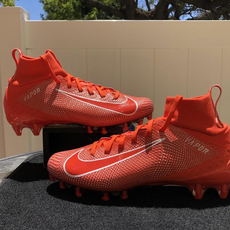 Nike NEW vapor untouchable 3 pro orange