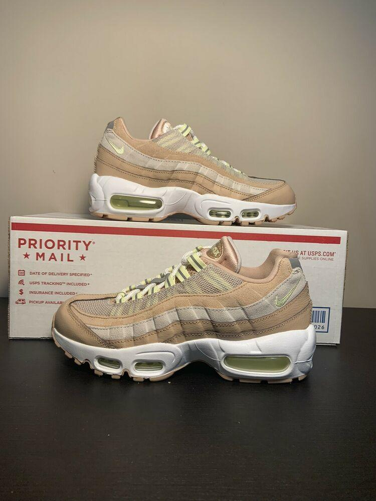 "Nike Women Air Max 95 ""Bio Beige"" 307960-203 Women's Size 6.5 ..."