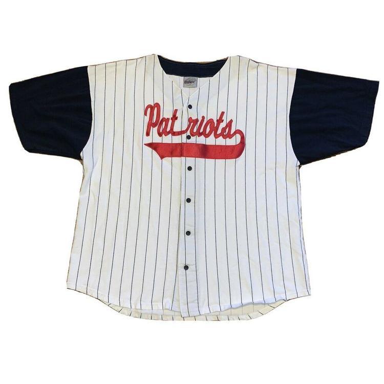 patriots jersey shirts