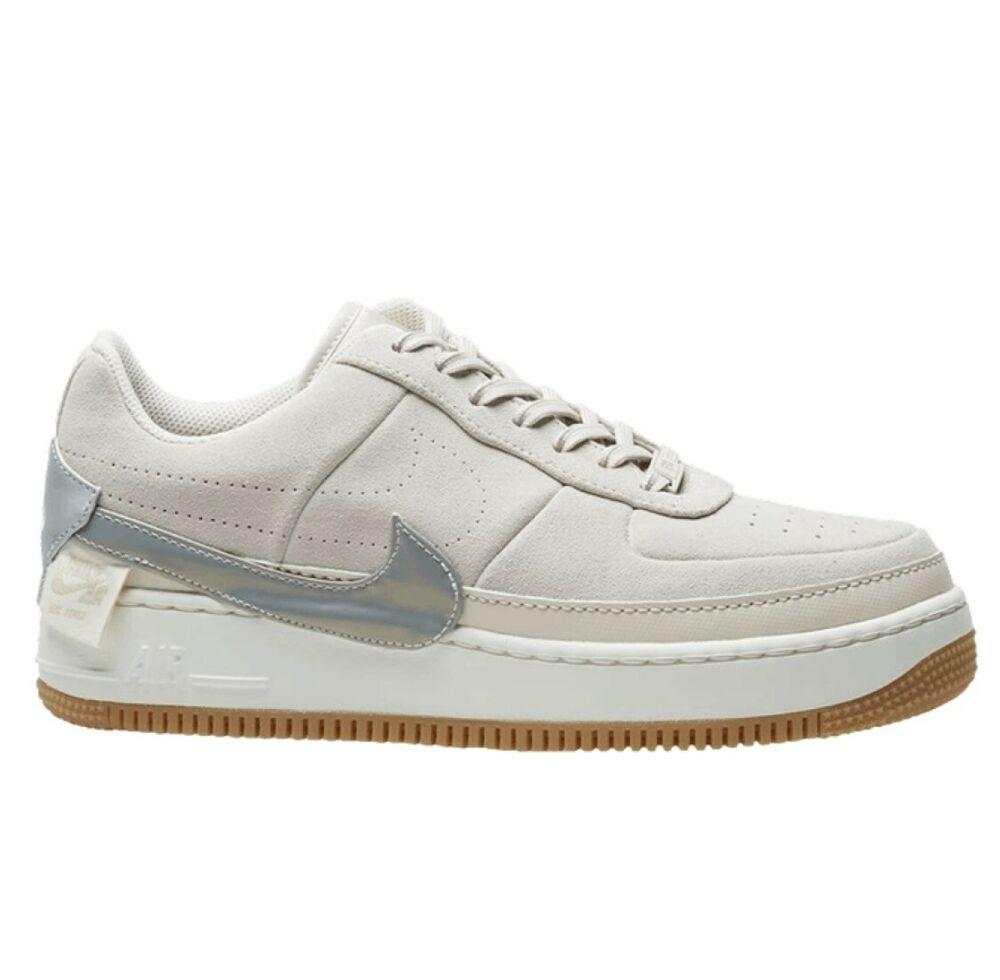 Nike Air Force 1 Jester Lo Sand/White/Silver (BQ3163 002) Women's ...
