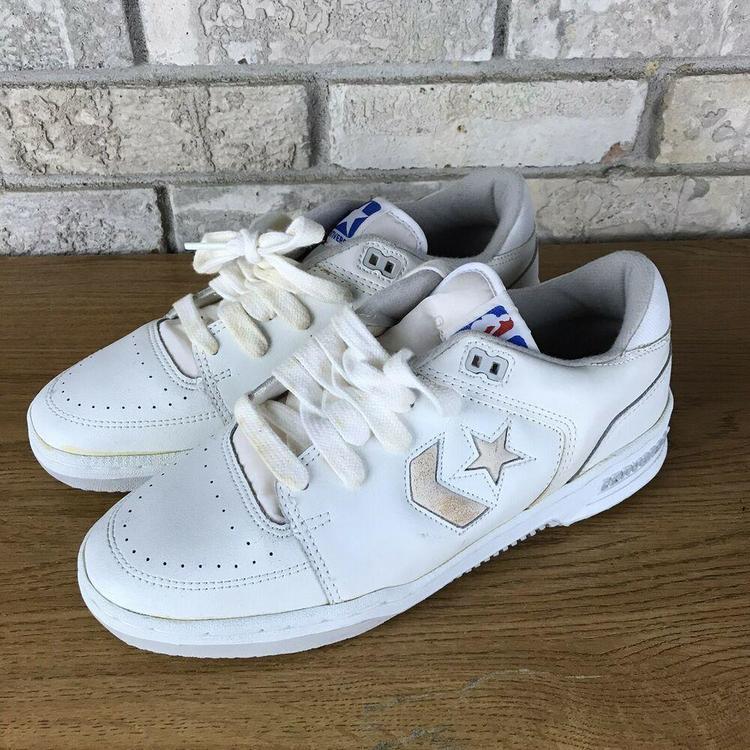 nba shoes white