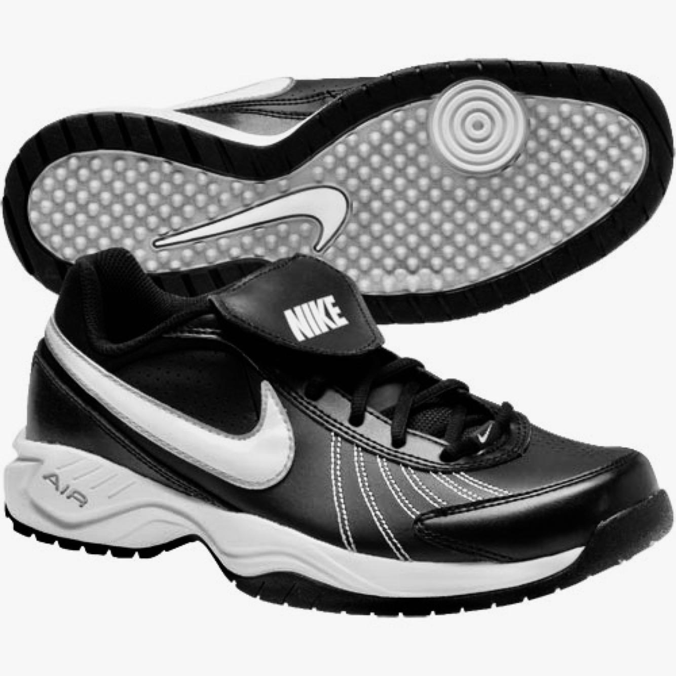 Nike Men's Air Diamond Turf Shoes Size