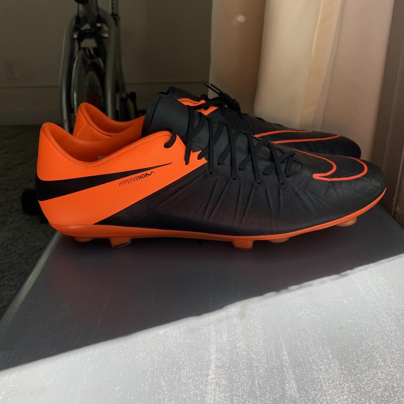 Nike Hypervenom Phinish SG-PRO Leather