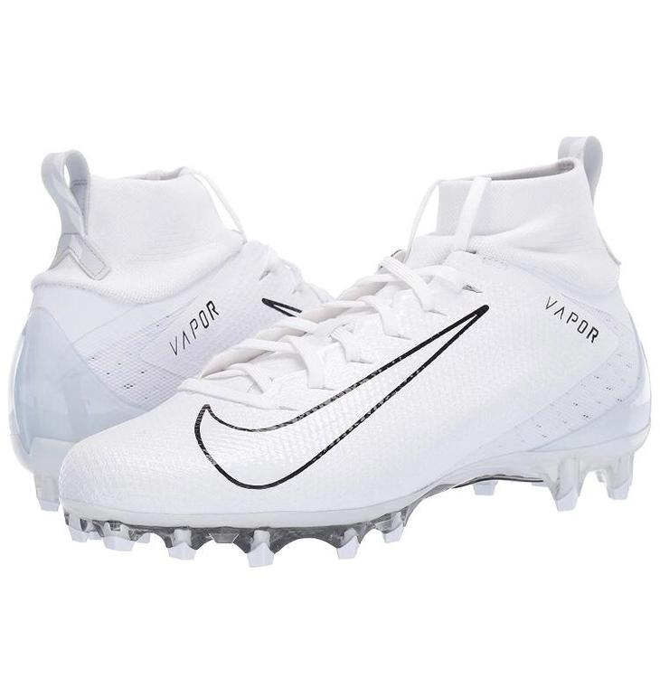 Nike Men S Vapor Untouchable 3 Pro Size 11 5 New White Football Cleats