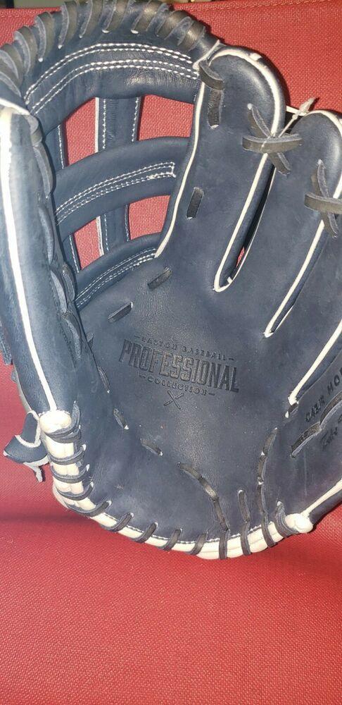 Neuf avec étiquettes main droite lance environ 30.48 cm Easton Pro Collection C43JR JOSE RAMIREZ foudroyantes gant de base-ball 12 in