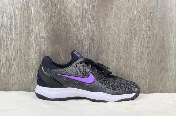 Nike Zoom Cage 3 Black Mens Size 7 5 Rafa Nadal Women S Size 9 Tennis Racquet Sports Tennis Shoes