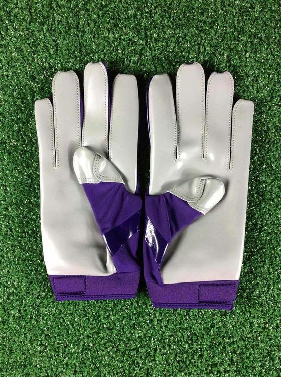 Team Issued Baltimore Ravens Under Armour F1 2xl Football Gloves