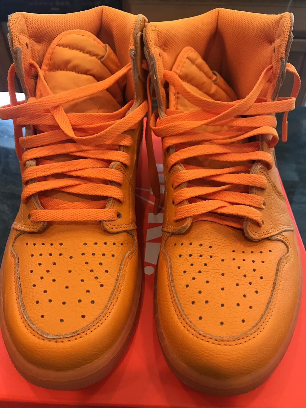 Orange Men's Size Men's 10.5 (W 11.5) Air Jordan Shoes | SidelineSwap