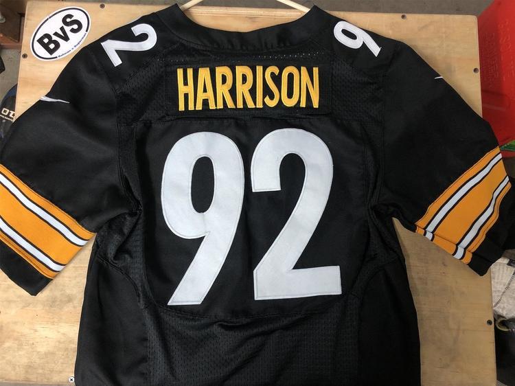 Steelers Jersey James Harrison #92