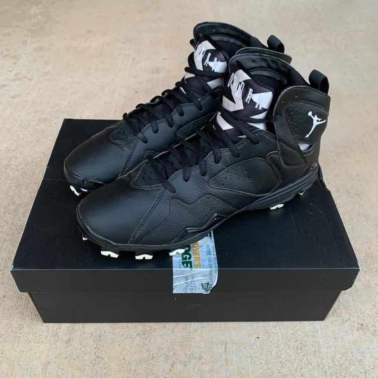 Cantina Torneado Santuario  Air Jordan Jordan 7 Retro MCS 'Oreo' Cleats sz 11 | Baseball Footwear