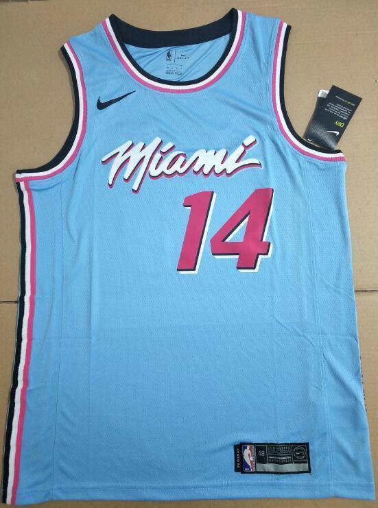 Nike Tyler Herro Miami Heat Large Nba Jersey Basketball Apparel Jerseys