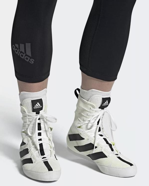 Adidas Box Hog 3 Men's Boxing Shoe Sz 10