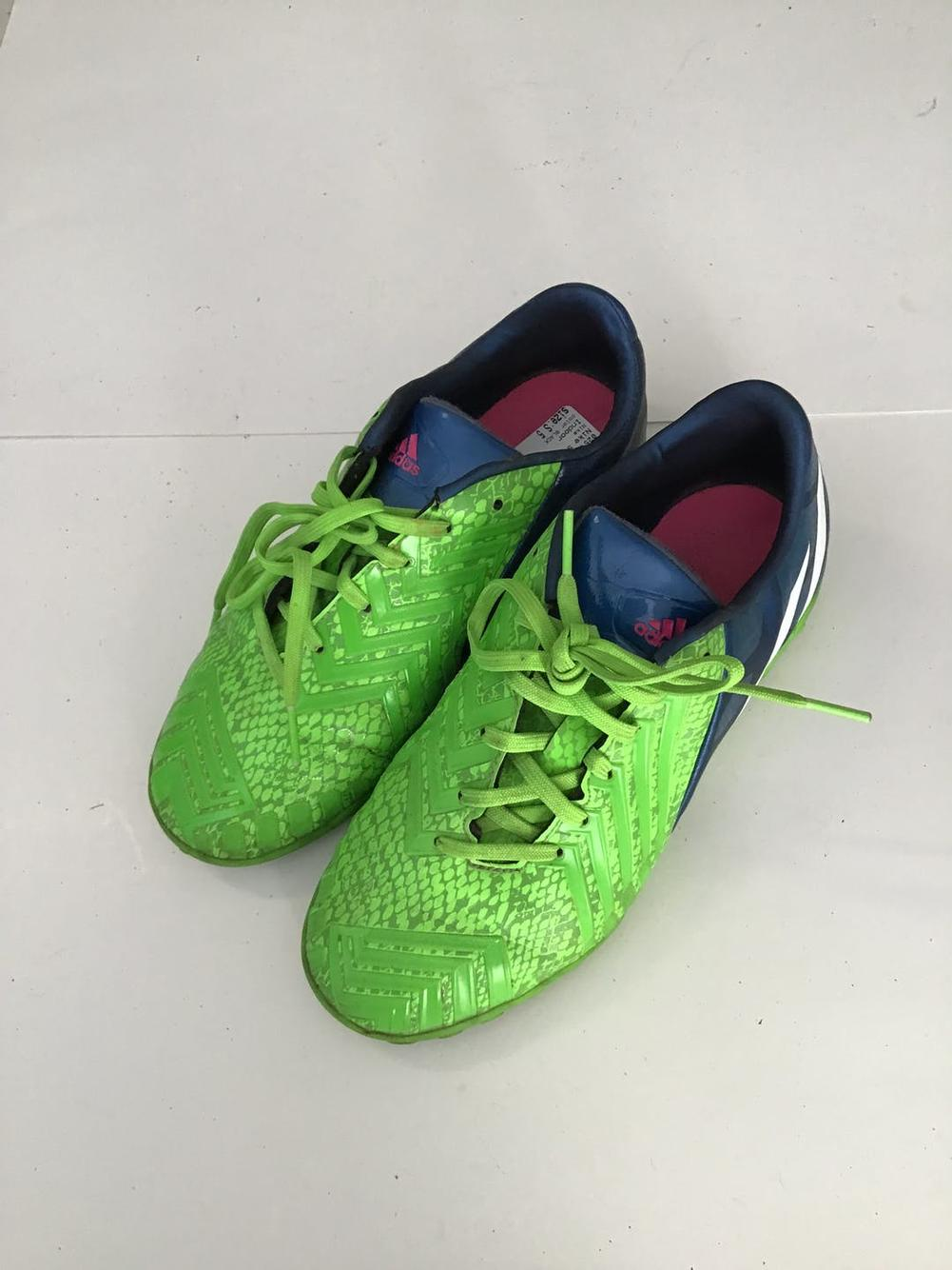 Nike Used Senior 5 Indoor Indoor Shoes