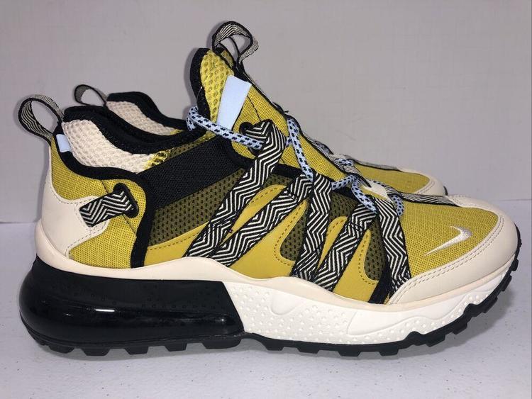 Nike Air Max 270 Bowfin Shoes Cream