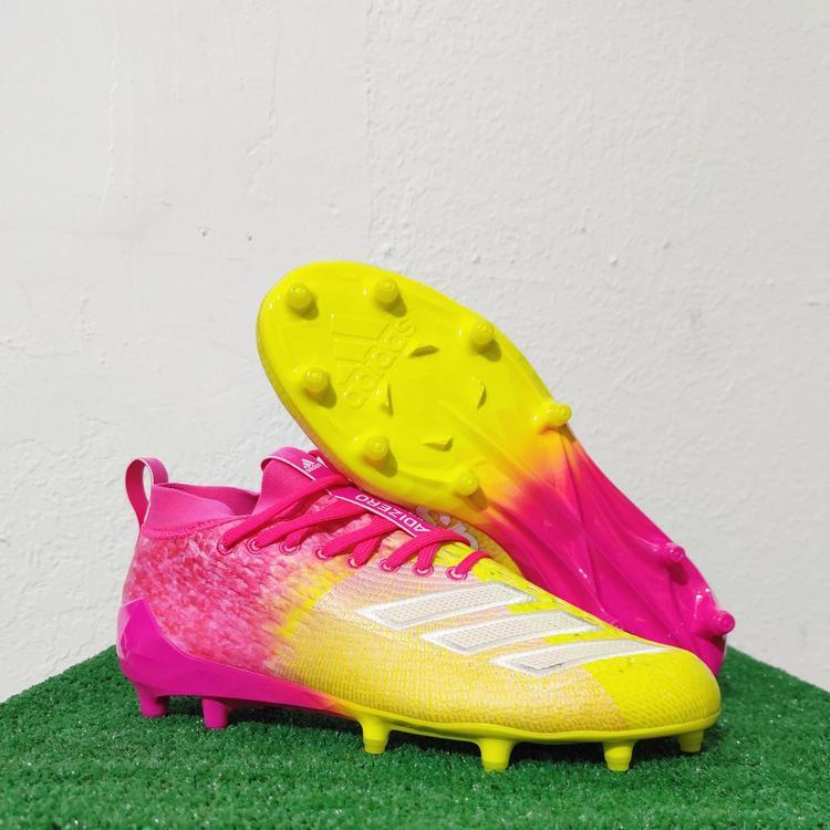 Adidas Adizero 8.0 SK Shock Pink Yellow