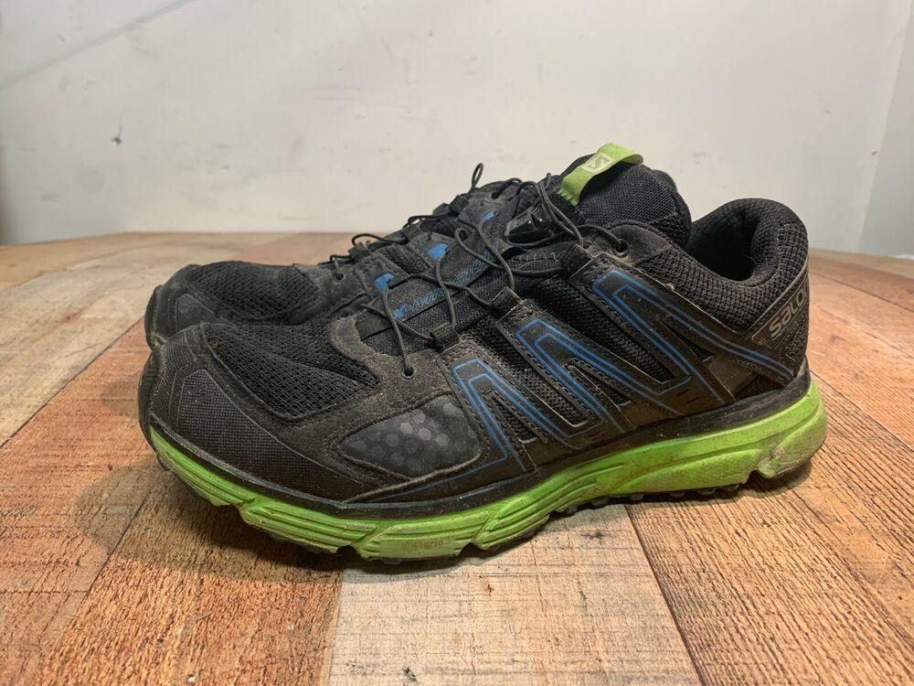 Salomon X Mission 3 Men S Size 10 5 Trail Running Shoes Footwear Turfs Indoor Sneakers Training