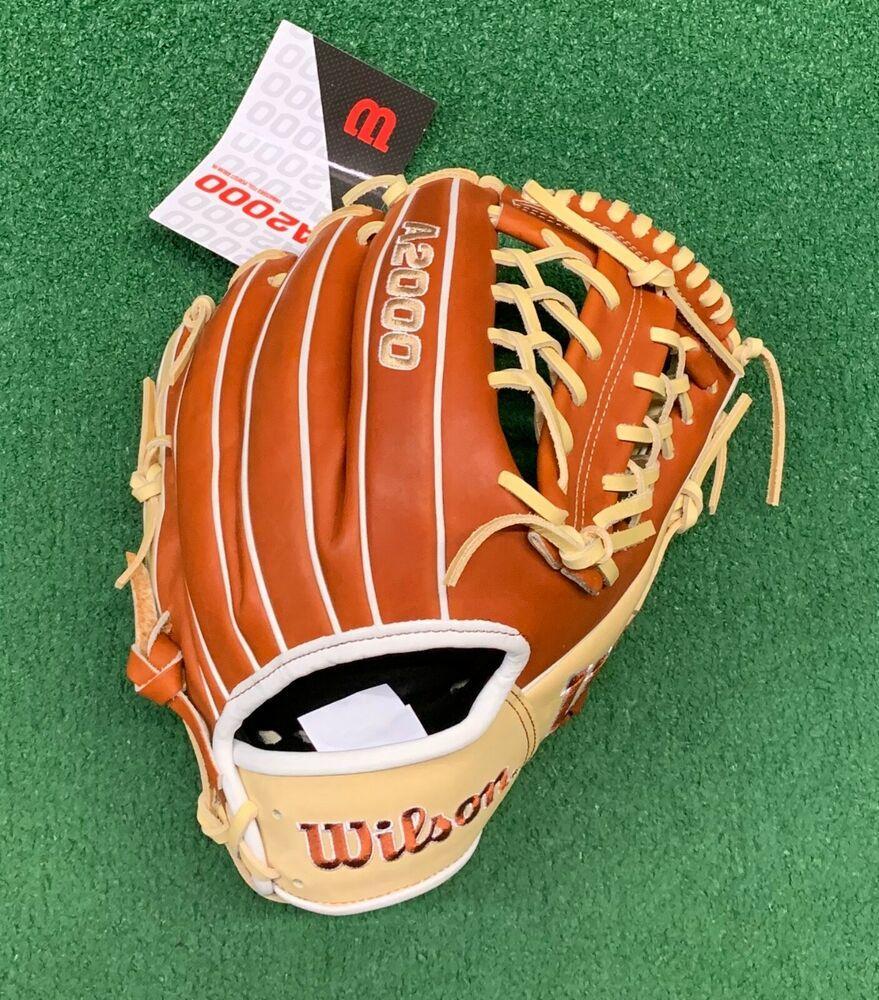 Wilson A2000 1789 Infield//Pitcher Baseball Glove