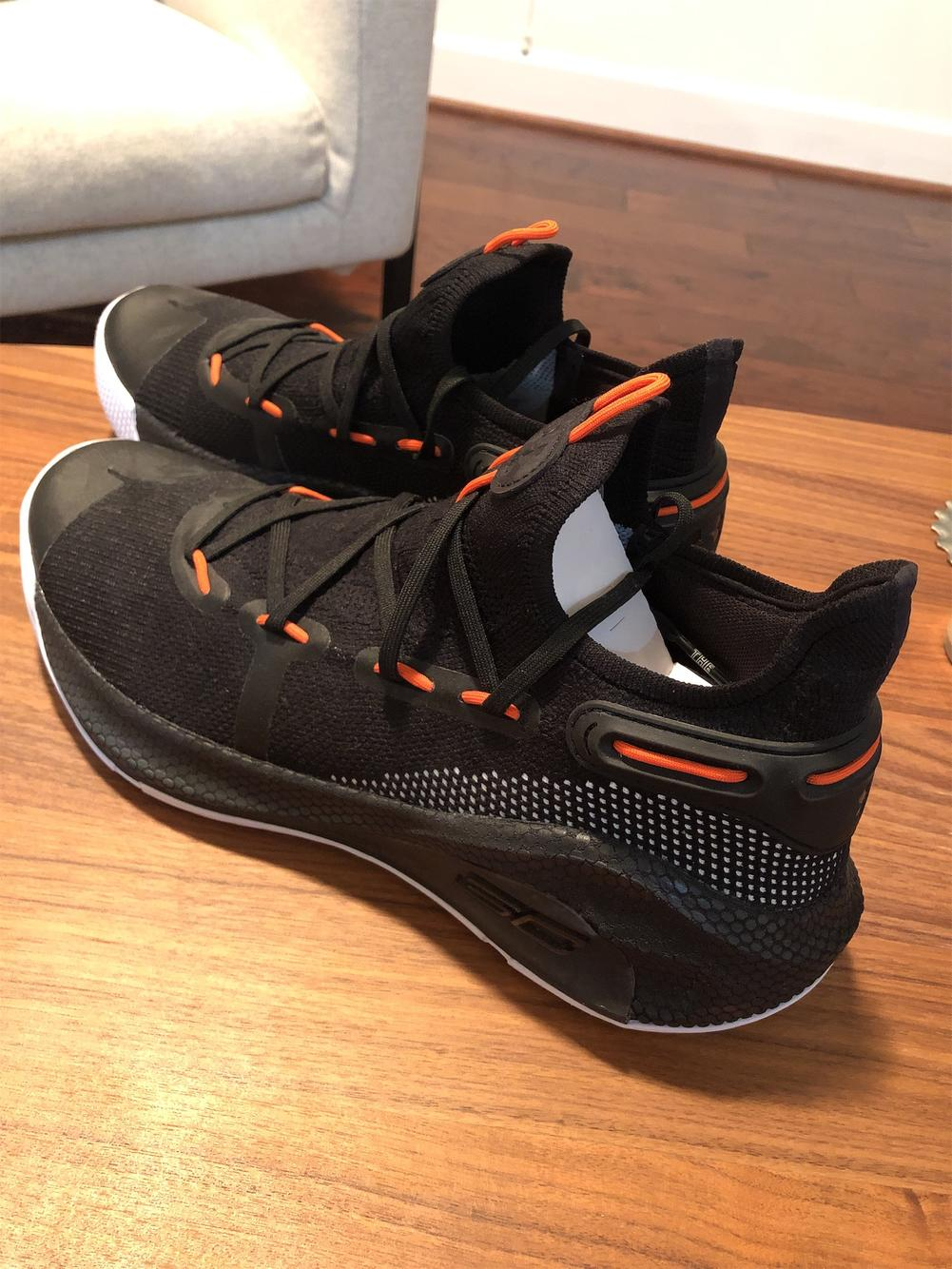 Under Armour Curry 2 Size 11.5