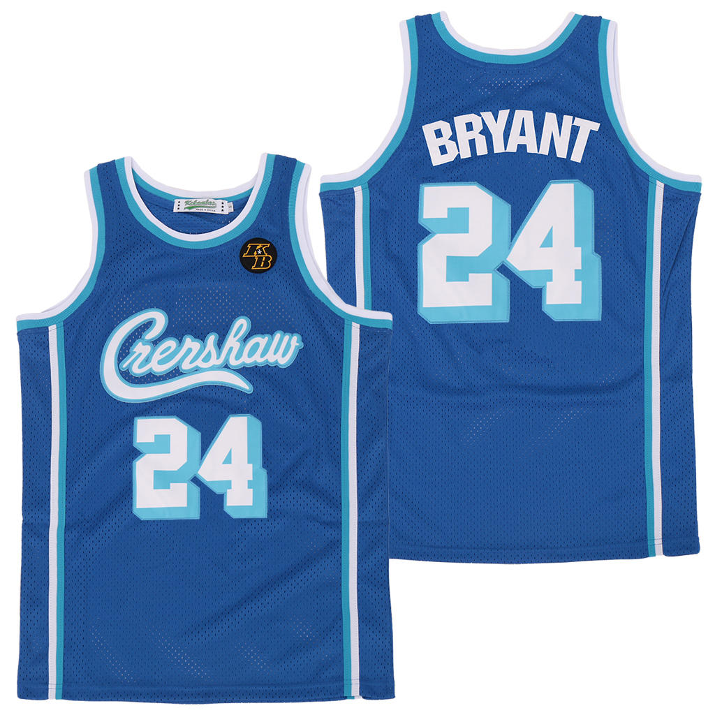 Los Angeles Lakers Kobe retro limited edition jersEY #24