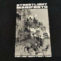 NEUF COOL Streetlight Manifesto Ska Punk Band Homme T-Shirt Noir S-3XL