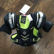New Youth Extra Large ALPHA Warrior Shoulder Pads
