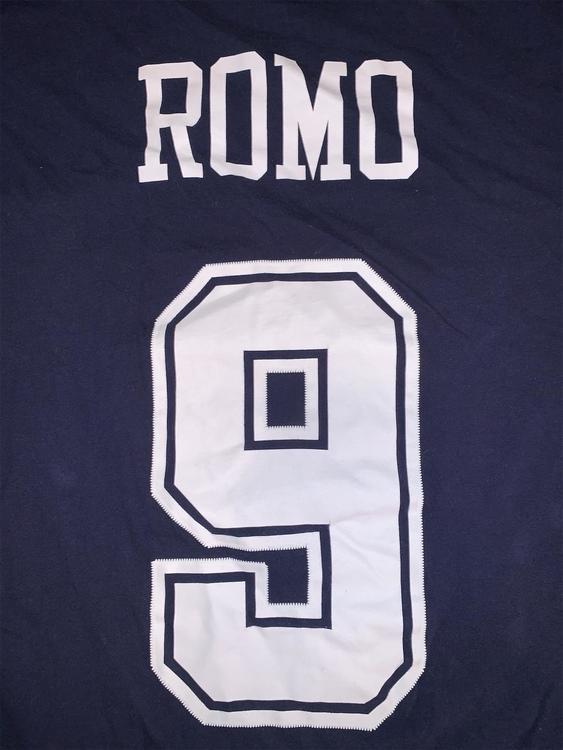 romo jersey