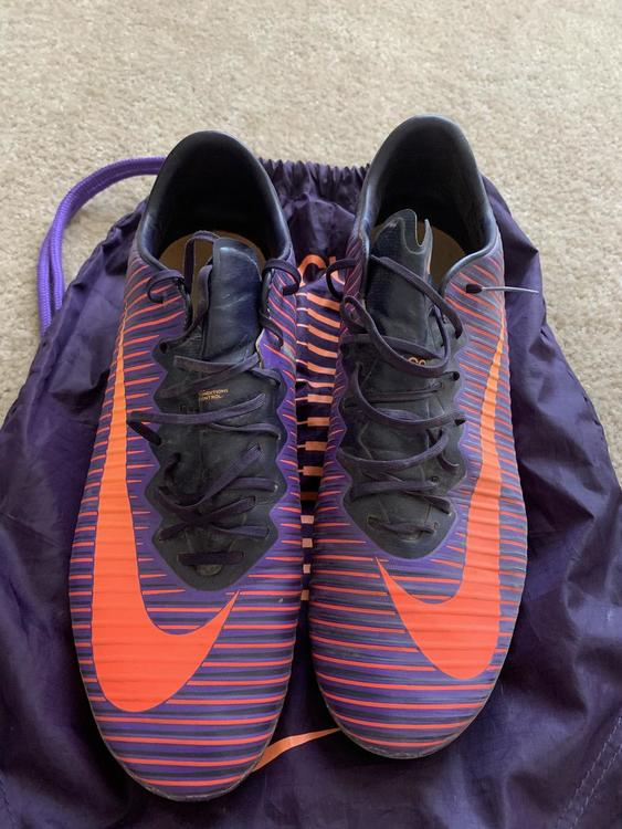 Mercurial Vapor Cleats | Soccer Footwear