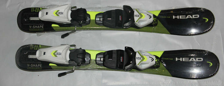 2020 Head V-Shape V8 Skis w// PR 11 GW Bindings