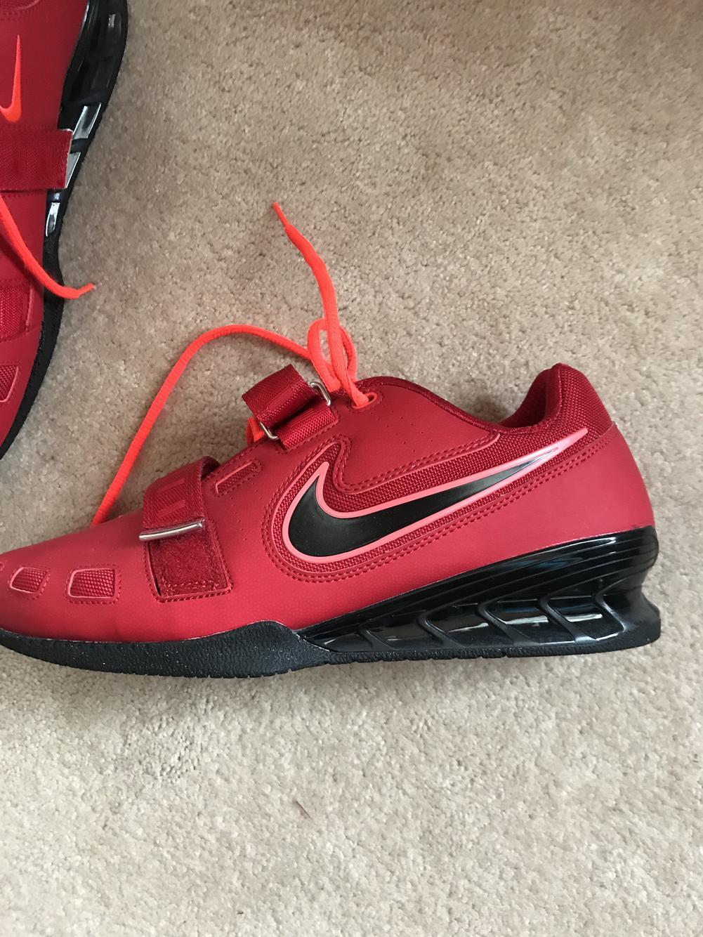 nadar Plausible bandeja  Nike New Romaleos 2 Size 11 | Footwear Turfs, Indoor, Sneakers & Training
