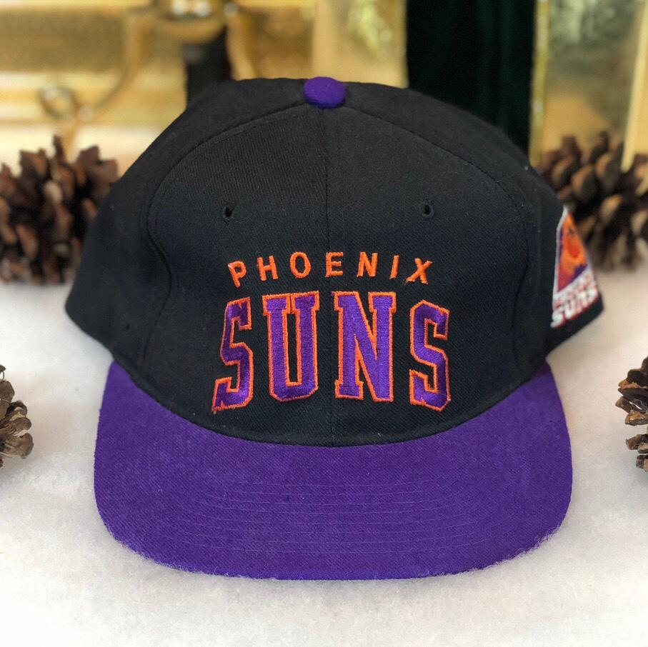 Vintage Starter Phoenix Suns Tri Power Construction snapback