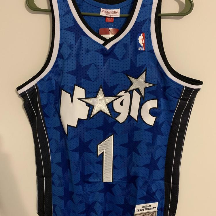 Nike Tracy Mcgrady Jersey Basketball Apparel Jerseys