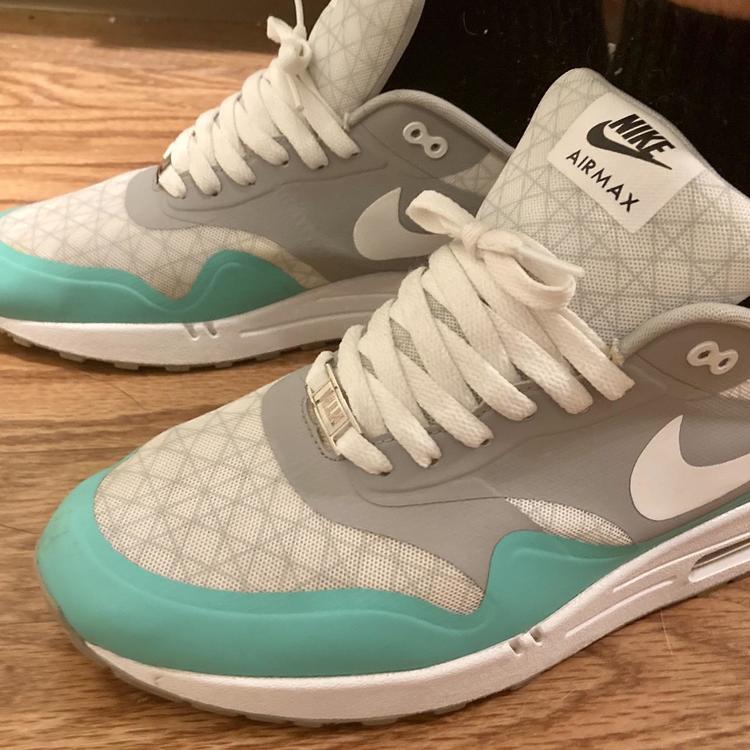 Faial granja sucesor  Nike Air Max 1 iD HTM   Footwear Turfs, Indoor, Sneakers & Training