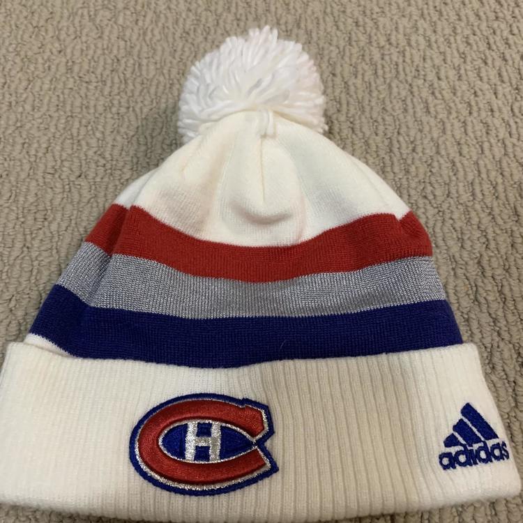 matar Contratar juicio  Adidas 3X Canadiens Toques, Winter Classic/Centenial Classic+ Cent Scarf |  Hockey Apparel, Jerseys & Socks