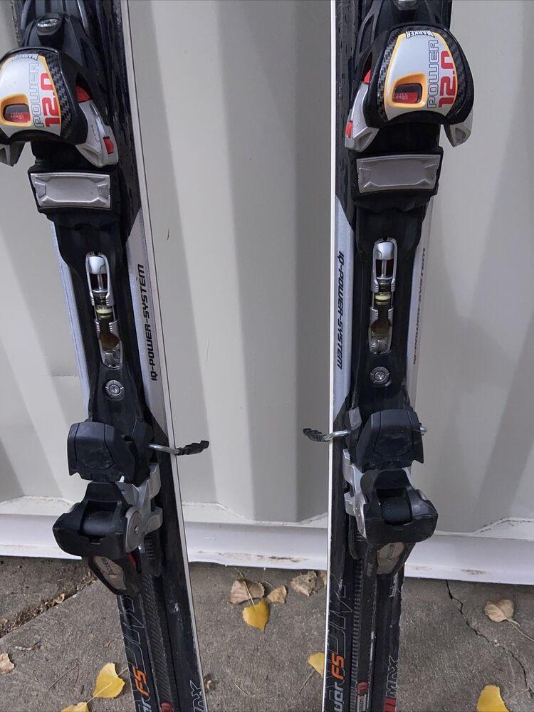 Pack Ski Blizzard R Power 7.2 FS Fixations Marker Power 12.0 Orange