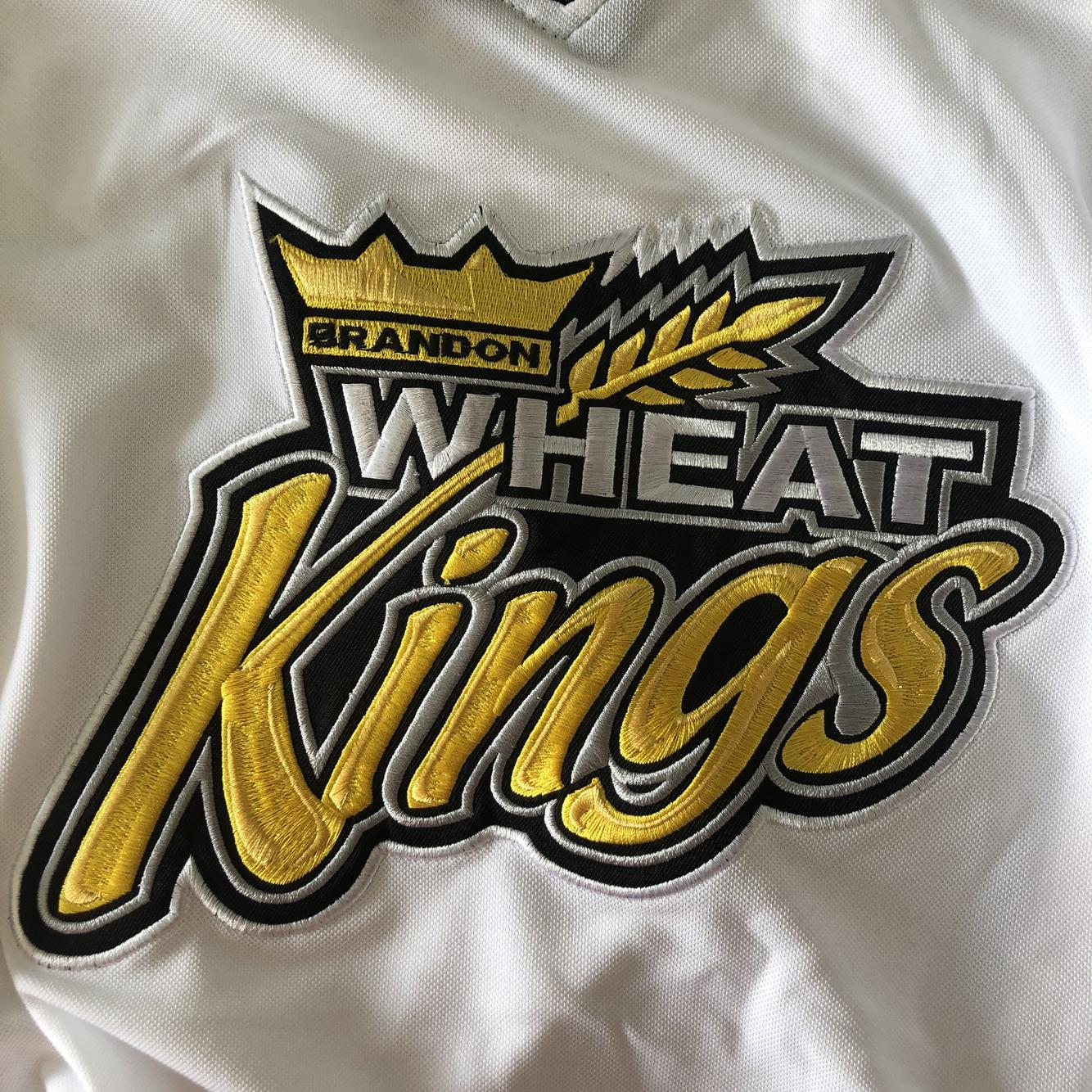 brandon wheat kings jerseys