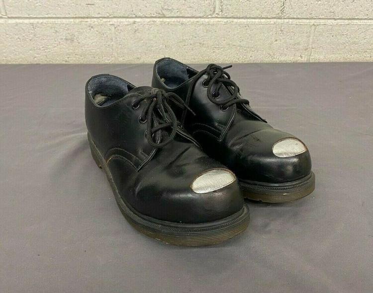 doc martens exposed steel toe