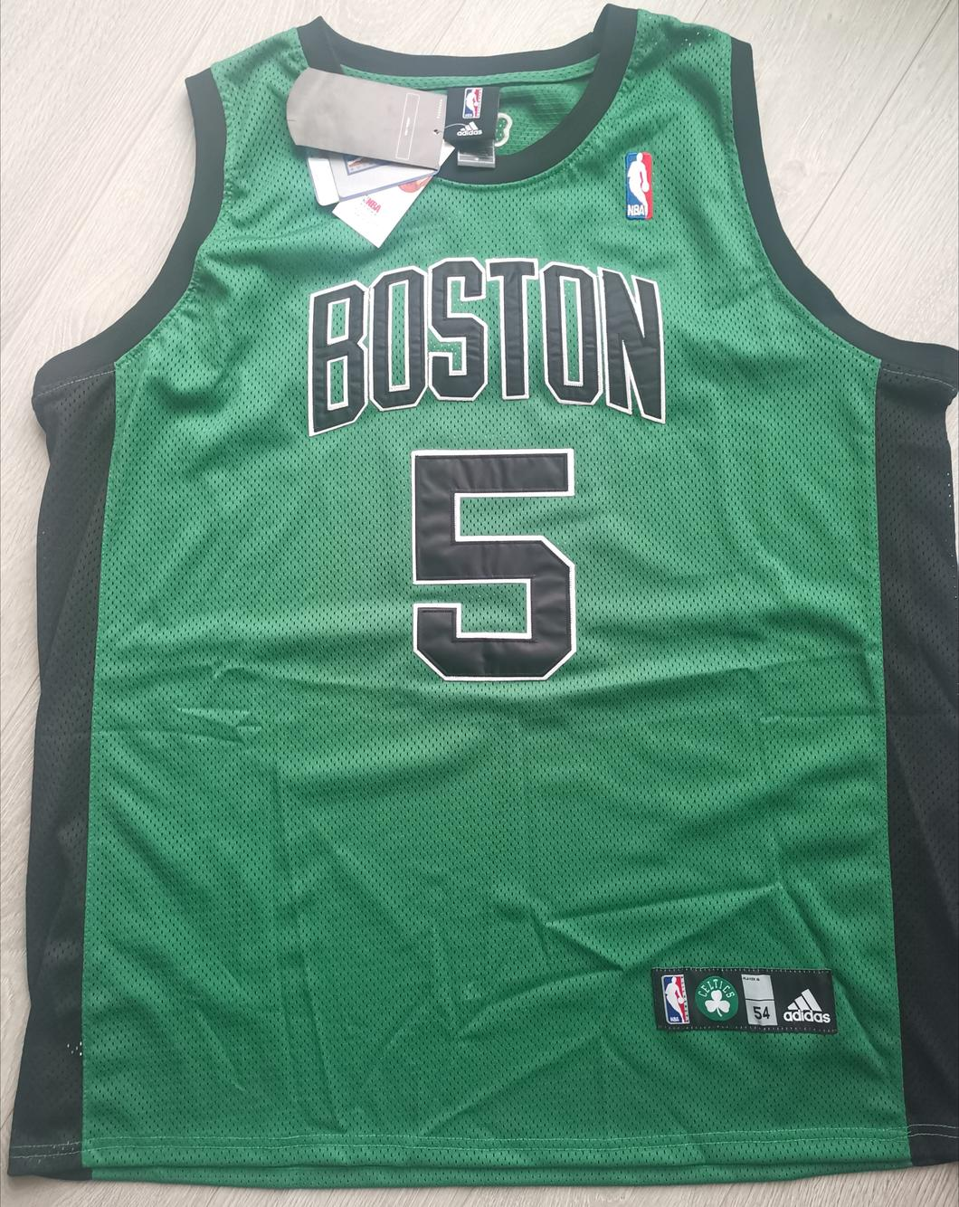 Kevin Garnett NBA Boston Celtics Authentic Away Jersey | SidelineSwap
