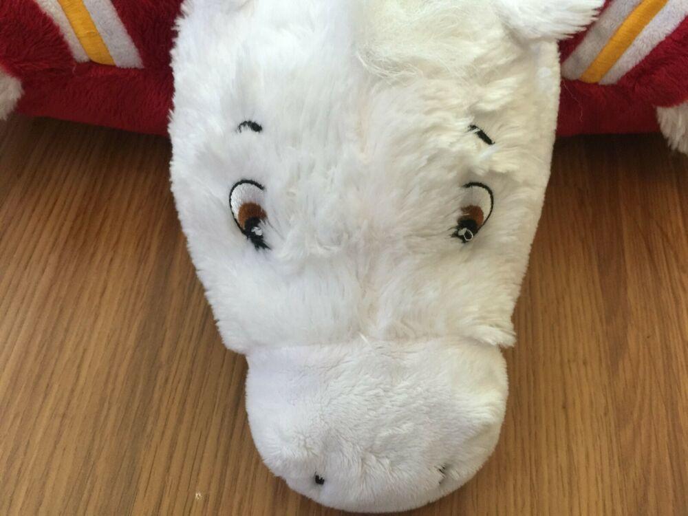 NCAA USC Trojans Mascot Bear Pillow and Throw Combo