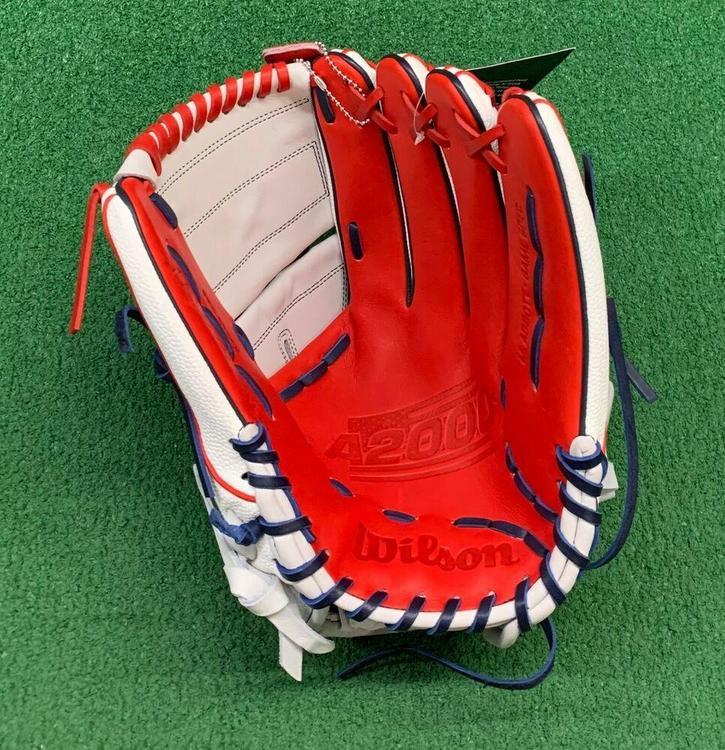 """2021 Wilson A2000 12.25/"""" Fastpitch Softball Glove MA14 Monica Abbott Model"""
