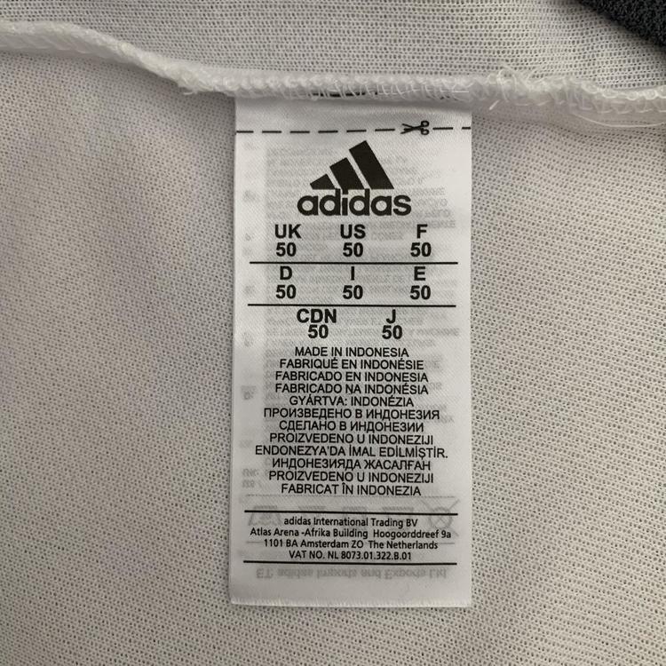 Size 50 (M) Las Vegas Golden Knights Adidas White Away Authentic ...