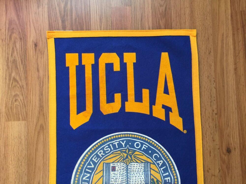 NCAA 18 x 24 Inch Premium Quality Alumni Felt Banner Pick Your School