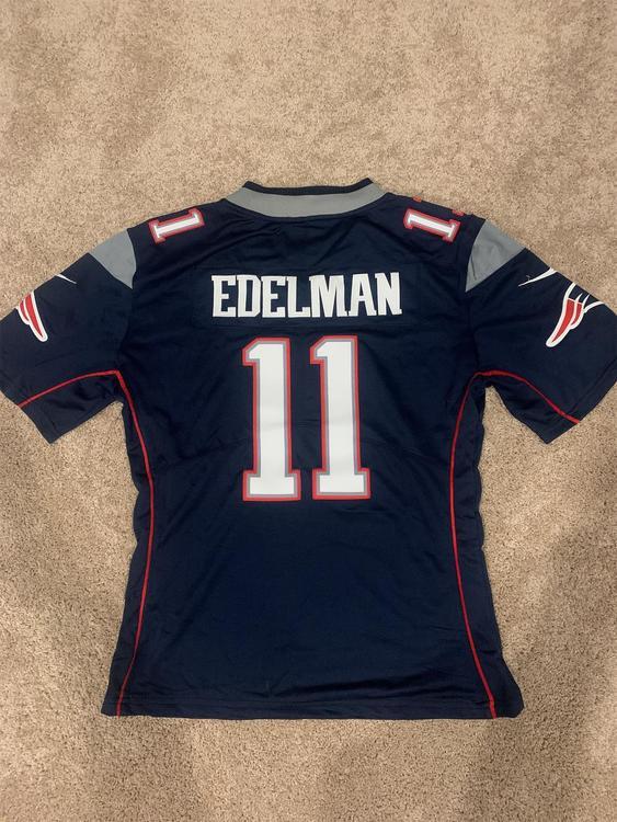 (40% OFF) NEW Julian Edelman Jersey