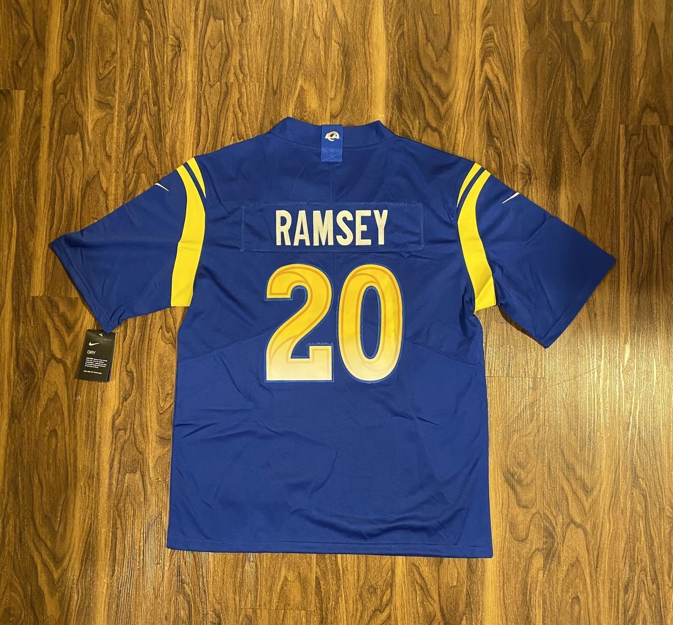 Jalen Ramsey Los Angeles Rams Nike Limited Jersey   SidelineSwap