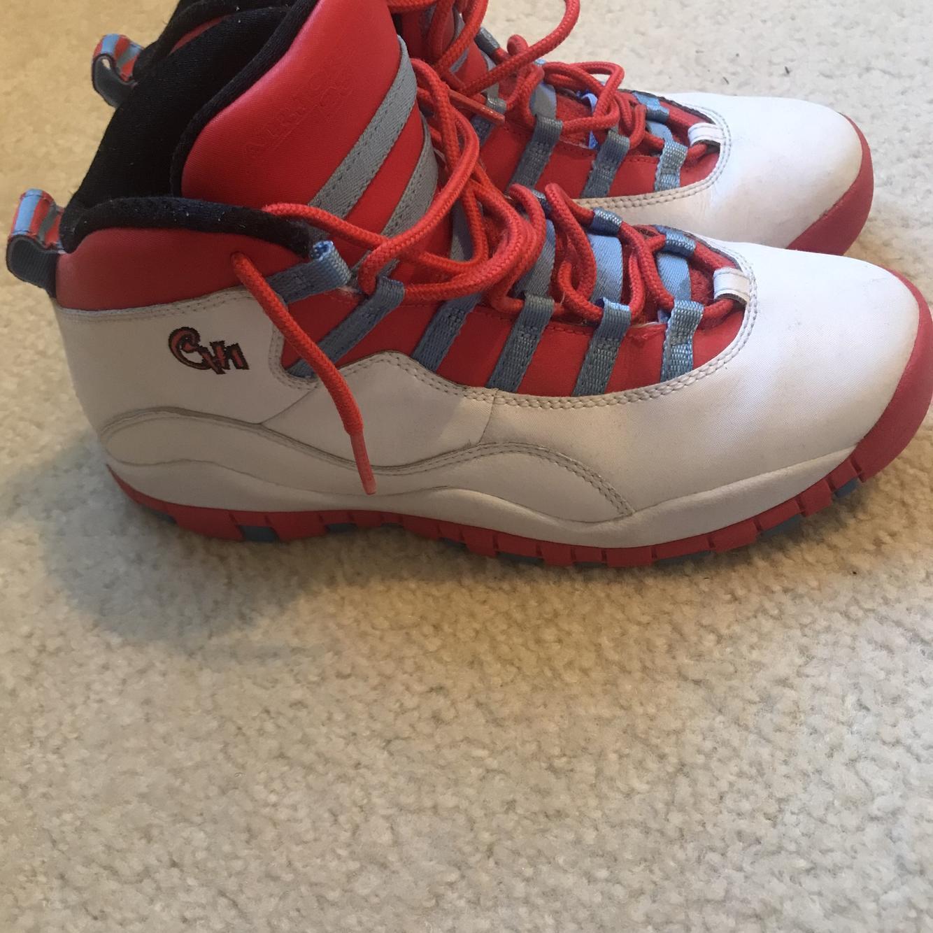 White Kid's Size 6.5 (Women's 7.5) Air Jordan Shoes | SidelineSwap