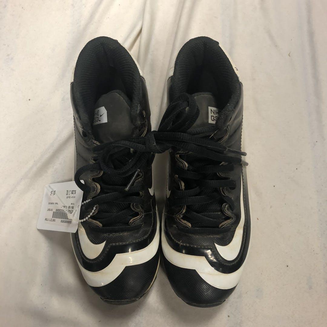 Incentivo panorama Parásito  Nike Used Huarache Junior 02 & Softball Cleats | Baseball Footwear