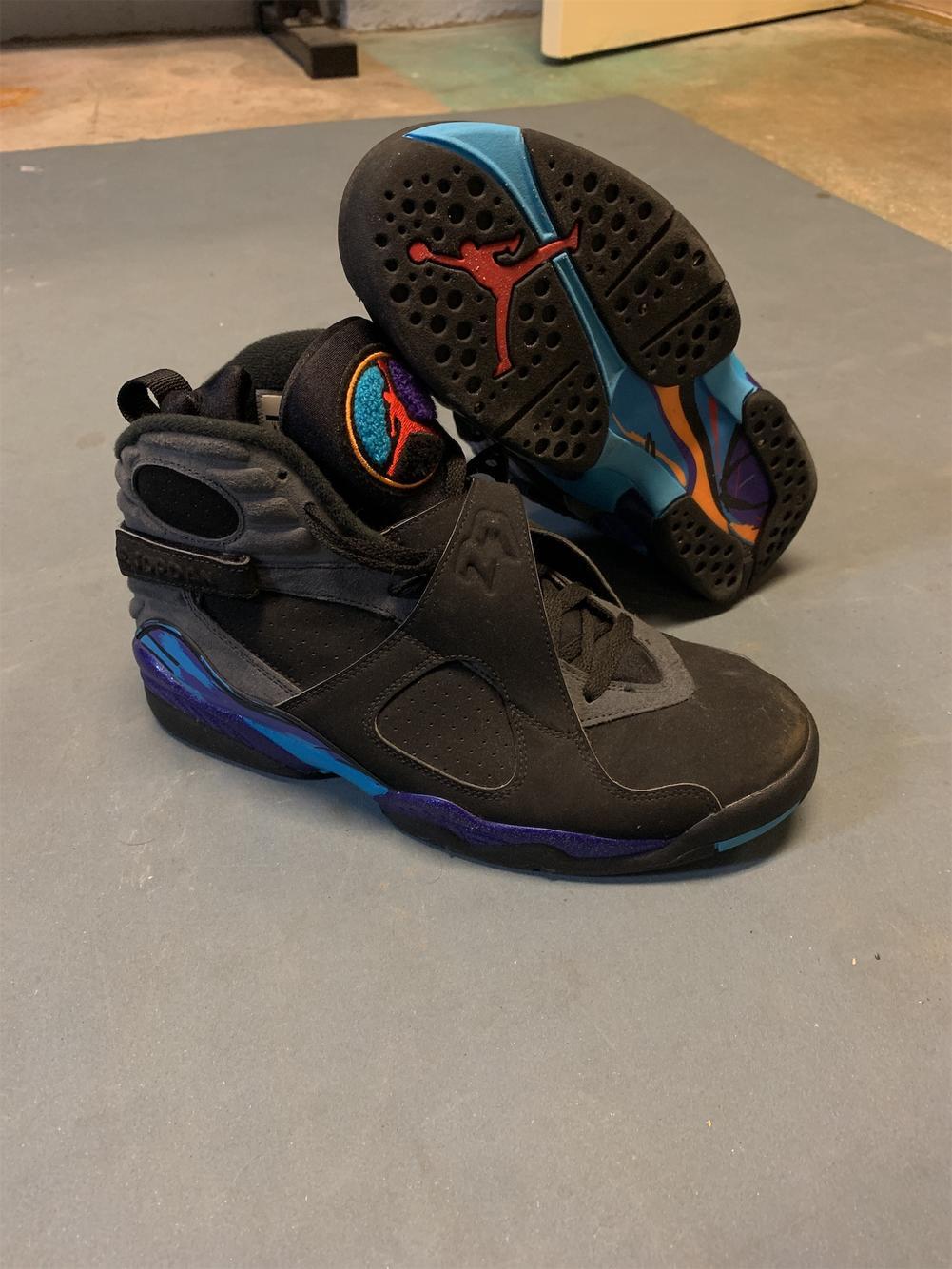Black Men's Size 8.5 (Women's 9.5) Air Jordan Shoes | SidelineSwap