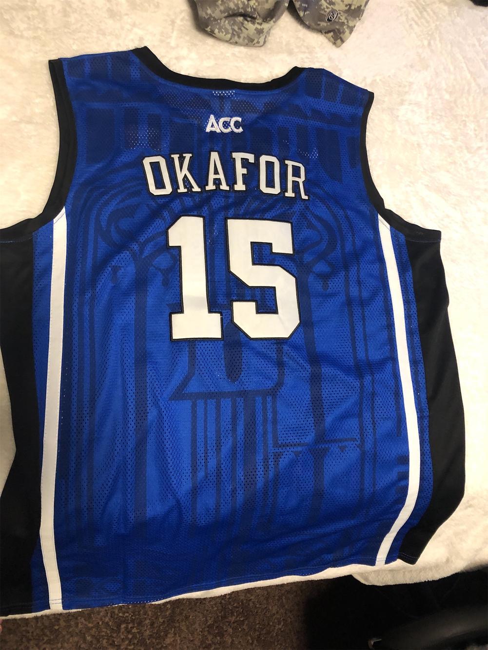 Duke Jahlil Okafor Jersey XL